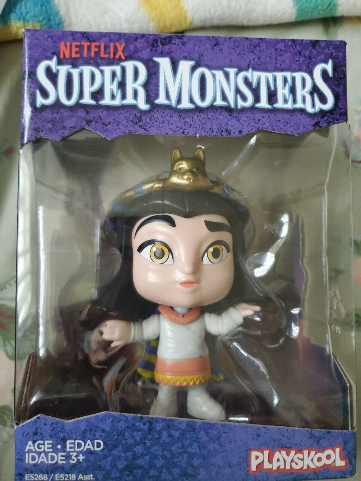 Netflix Super Monsters Cleo Graves Collectible Figure For Sale Online