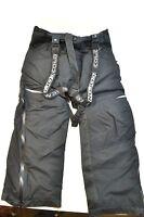 Men's Coldwave Sno Storm Snostorm Snowmobile Bibs Pants Black Ski Winter Pants