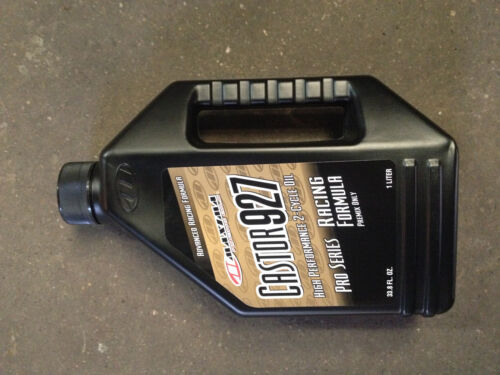 castor 927 High-Performance 2-cycle oil  239014