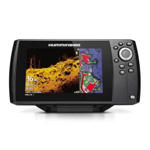 Humminbird HELIX7 CHIRP MDI GPS G3 410940-1 Expedited Delivery