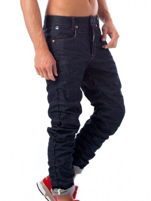 601f8e82b2f G-Star Raw Essentials STAQ 3d Tapered Jeans for sale online | eBay