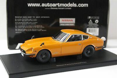PS30 1969 orange 1:18 AUTOart Nissan Fairlady Z432