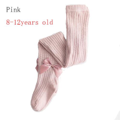 Knit Leg Warmers High Knee Sock Children/'s Pantyhose Stockings Baby Girl Socks