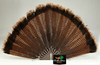 Lucky Duck Edge Your Biggest Fan Diy Turkey Tail Feather Decoy Mounting Kit