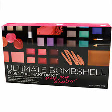 Victoria's Secret Ultimate Bombshell Essential Makeup Kit Cosmetic Set Palette