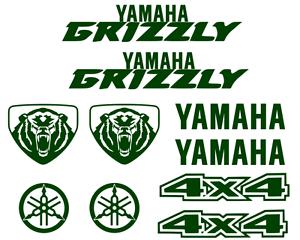 Yamaha Kodiak Logo