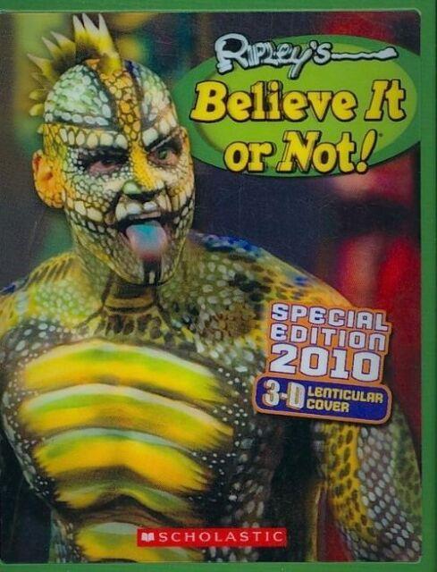 Scholastic, Inc : Ripleys Special Edition 2010 (Ripleys Be