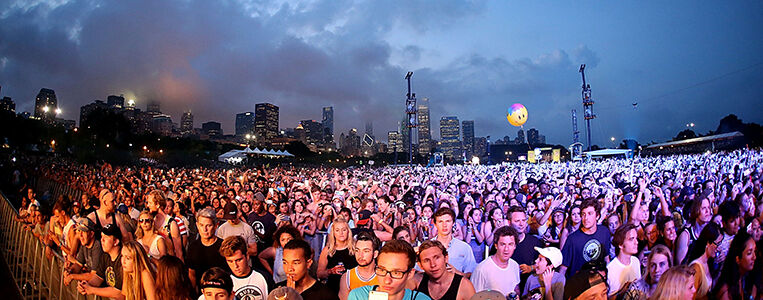 Lollapalooza 4 Day Pass Tickets (August 3-6)