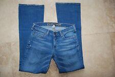 Blue Denim EZRA FITCH Stretch BOotcut Jeans 28