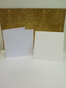 20 x watercolour greeting cards blank white single fold 280gsm 7 image is loading 20 x watercolour greeting cards blank white single m4hsunfo