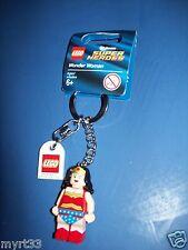 LEGO Keychain 853433  Key chain mini figure 2015  WONDER WOMAN