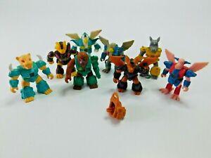 Vintage-1987-Takara-Hasboro-Battle-Beasts-Lot-of-8-amp-More