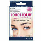 1000 Hour Lash and Eyebrow Kit - Blue/Black