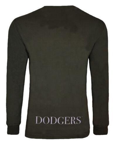 Majestic Los Angeles LA Dodgers Baseball T Shirt Mens ALL SIZES MLB Jersey