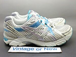 White Running T1p6n Sz Silver D Gel 1170 Women's Asics 8 Blue Shoes CQhrdoxtsB