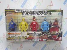 Power Ranger Kaizoku Sentai Gokaiger Ranger Key Set Hurricaneger Ninja Storm