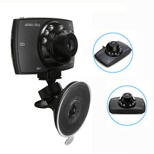 """2.4"""" HD LCD 720P Car Dash Camera Video Night Vision DVR Cam Recorder with Holder"""