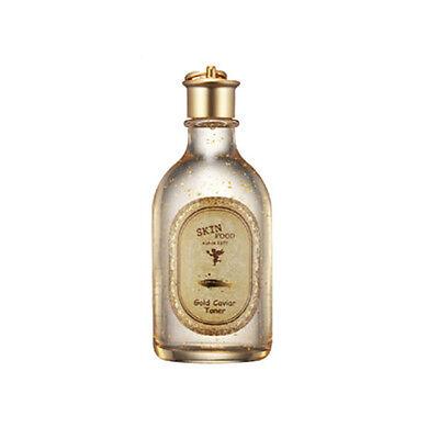 [SKINFOOD] Gold Caviar Toner 145ml - Korea Cosmetic