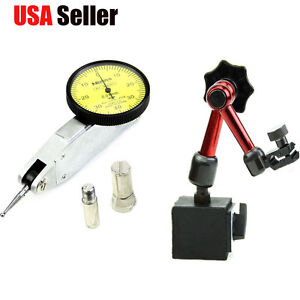 Universal-Flexible-Magnetic-Metal-Base-Holder-Stand-Dial-Test-Indicator-Tool-USA