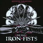 The Man with the Iron Fists [Original Motion Picture Soundtrack] [PA] by RZA (Robert Diggs) (CD, Dec-2012, Soul Temple)