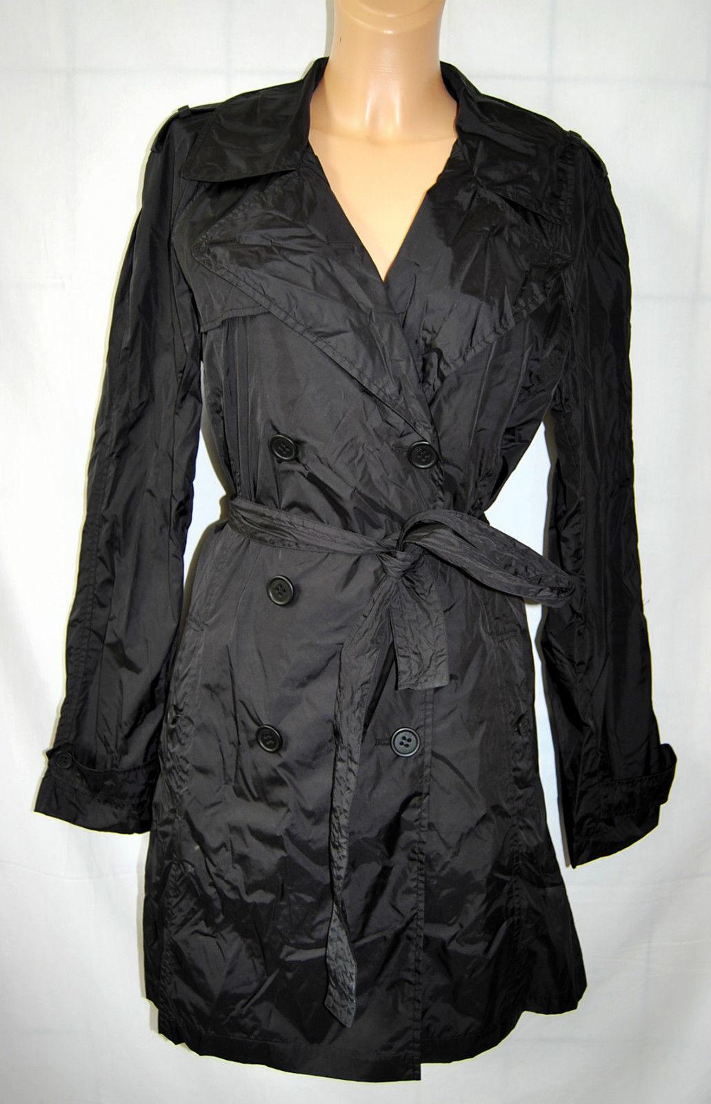 Lägg till Trench Coat sommar Coat Trench Coat Storlek 40 Windbreaker 229, d -1242