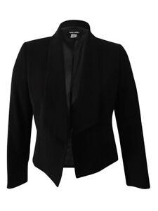 Nine-West-Women-039-s-Shawl-Collar-Blazer