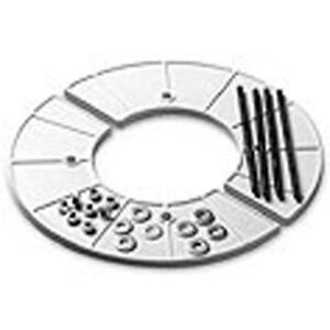 Details about IPS 86125 Underdeck Clamping Collar w/ Hardware for 3-4 inch  Roof Drain