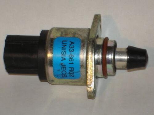 AC487 OEM SUBARU IAC IDLE AIR CONTROL VALVE A33-661 R02