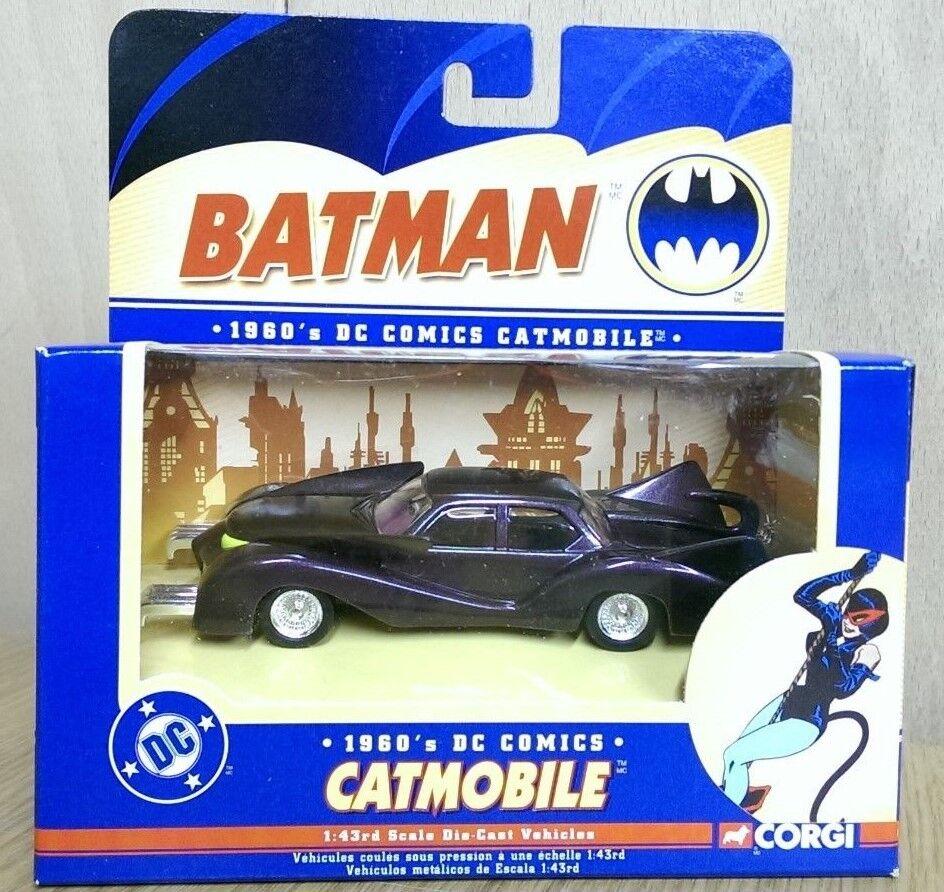 Corgi 77322 Batman DC Comics 1 43 1960's Catmobile
