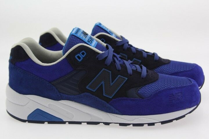New Balance Men 580 Elite Edition Paper Lights MRT580RA blue sailor blue pacific