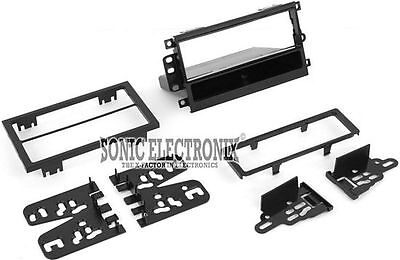 New Metra 99-8202 Single DIN Stereo Dash Multi-Kit for Select 2000-2005 Toyota