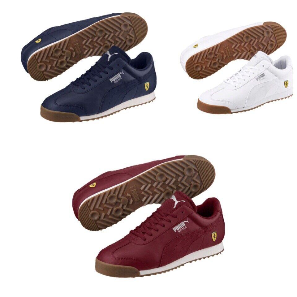 Puma Roma Ferrari Sneakers. Men's Sizes Retro Puma 100% Authentic.