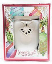 1 Bath & Body Works White Barn Ceramic Fragrance Melts Wax Tarts Warmer Unit