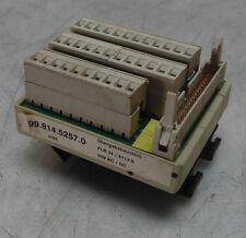 421750 WARRANTY Wieland Bamberg WEB 1001 Module Used BS//9401-1B
