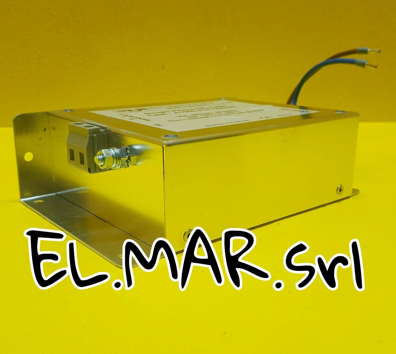 Filtro EMC MATRA Aladino EVOLUTION 1,5 - 2 HP MM2W MM1,5W Monofase