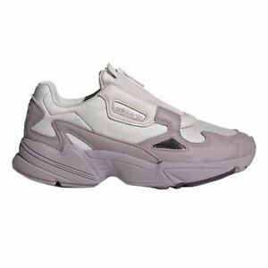 Details about Shoes adidas Falcon Zip W Purple Women