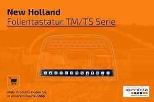 Folientastatur-fuer-New-Holland-Kombiinstrumente-der-TM-TS-Serie