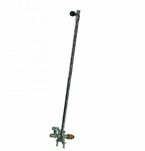 3//8LH for Gas Lantern and Stove 2 Way Gas Extension Pole