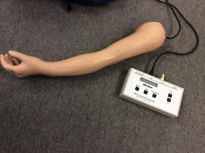 Nasco LifeForm Blood Pressure Simulator Child Manikin Arm Trainer LF04022