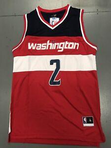 new styles 4170e 08302 Details about 2018 Washington Wizards John Wall Jerseys