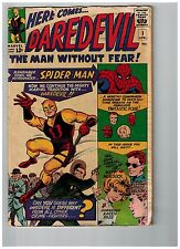 Daredevil # 1 GD/VG Marvel Comic Book 1st Appearance KEY Issue Foggy Karen WT99