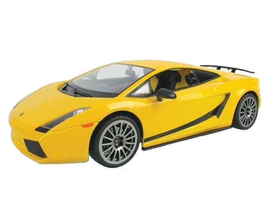 1 14 RC Lamborghini LP Superleggera Remote Control Model Car Yellow RTR New