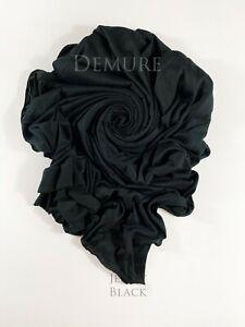 Jersey-Stretchy-Hijab-Scarf-Large-Maxi-Lycra-Elegant-Shawl-Wrap-Sarong-Cape