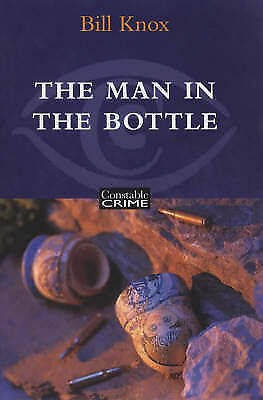 1 of 1 - (Good)-The Man in the Bottle (Constable crime) (Hardcover)-Knox, Bill-1841197777