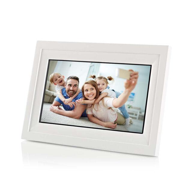 Sweex Internet WiFi Smart Digital Photo Frame 1280 X 800 Pixels 10 ...