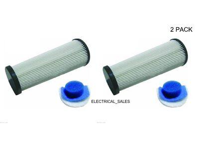 Si adatta Vax VS18 VS19 V006 VS191 U88-VU-R-A VRS4 V008U Kit Filtro 1712897900 x 2