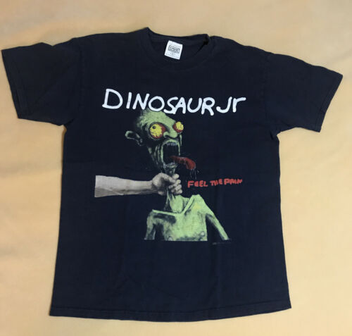 Vintage 1994 Dinosaur Jr Feel the Pain Size L T-Sh