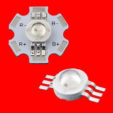 51000 Pcs Lots 3w Rgb 6 Pin High Power Chip Led Bulb Diodes Light Lamp Beads
