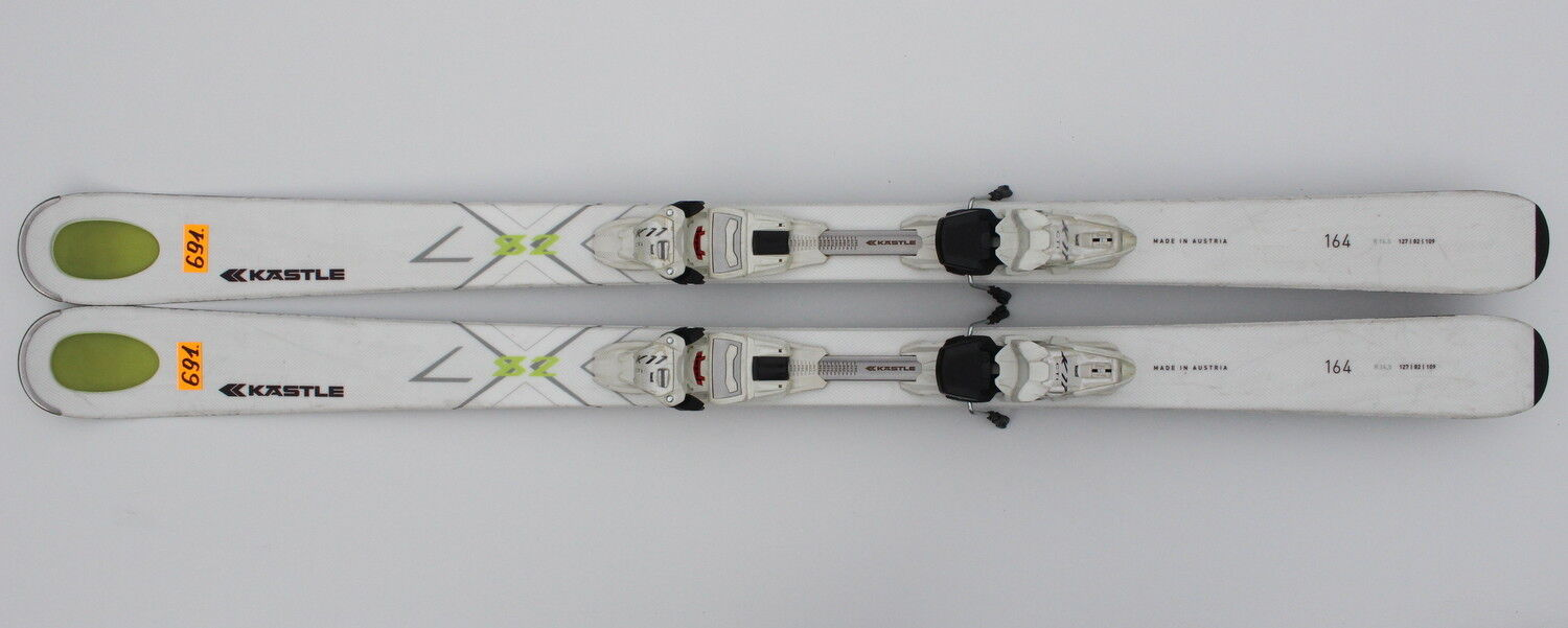 KASTLE LX 82 164  CM SKIS SKI + MARKER K11 CTI 2013 N691  order now with big discount & free delivery