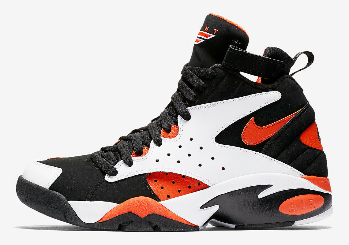 nike air maestro ii rush rush rush orange ltd sz 13 Blanc rush orange ah8511-101 noire 91ff54